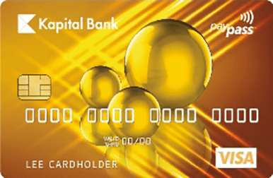 Used throughout the world for execution of purchase operations and cash withdrawal