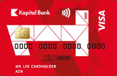 BirKart Kapital Bankın təqdim etdiyi faizsiz və komissiyasız taksit imkanı verən unikal bir kartdır.