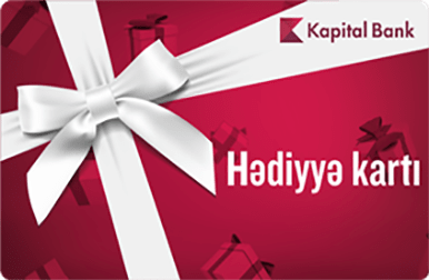 Have present from Kapital Bank