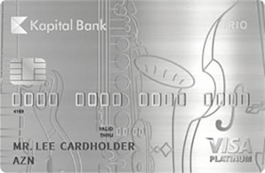 Yüksək status, heyrətamiz imtiyazlar və maliyyə nüfuzunun göstəricisi olan bir kartdır.