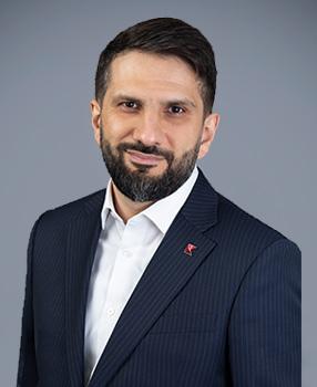 Zeynalov Nahid Vidadi oğlu