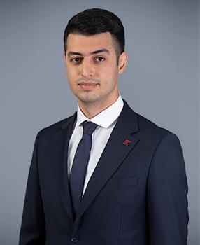 İslamov Fərid Abbas oğlu