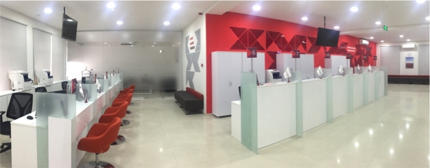 Kapital Bank has opened the 100th branch