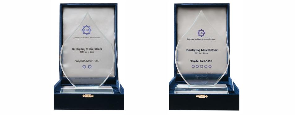 Kapital Bank стал победителем сразу в семи номинациях