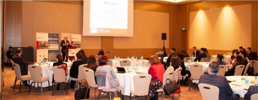 Bakıda beynəlxalq ekspertlərin iştirakı ilə seminarlar keçirilib