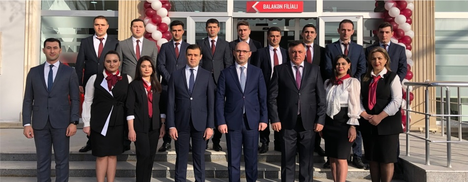 Kapital Bank has opened the renovated branch in Balakan