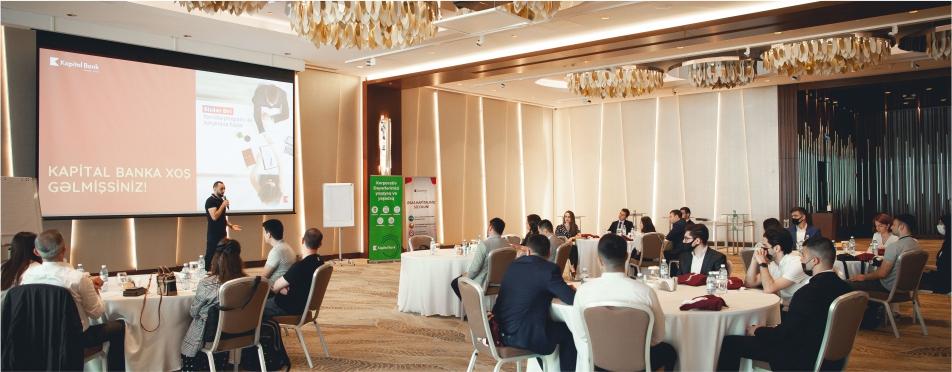 Kapital Bank launches a new internship program