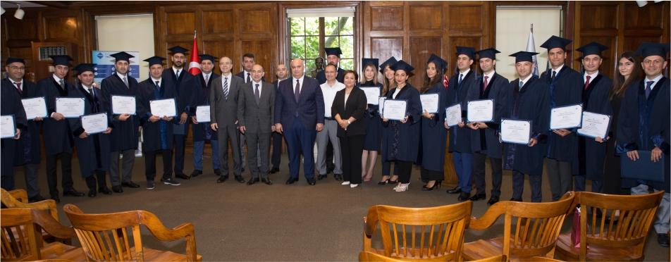 Kapital Bank продолжает сотрудничество с Босфорским университетом