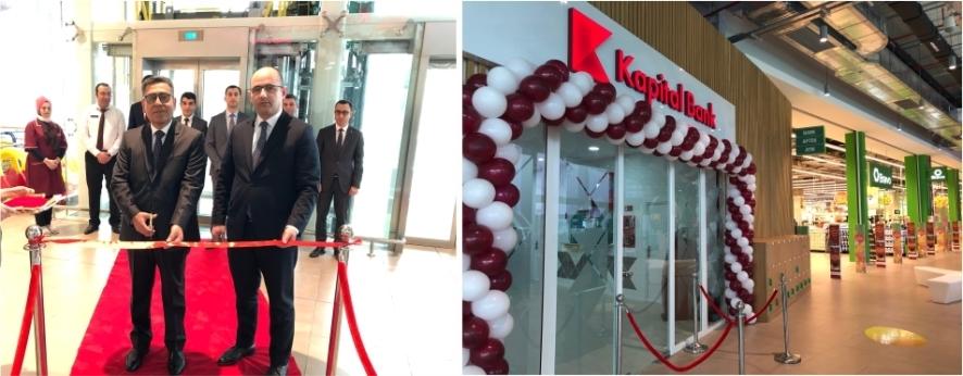 Kapital Bank yeni Bravo-3 filialını istifadəyə verdi