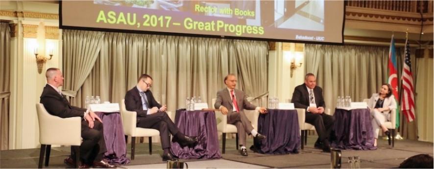 В Чикаго прошел первый Иллинойс-Азербайджанский Сельскохозяйственный Форум