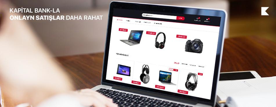 Kapital Bank helps entrepreneurs to go online