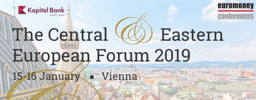 Kapital Bank is participating in Euromoney Forum 2019