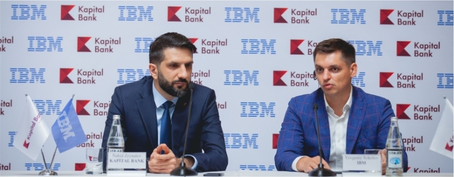 Kapital Bank talks innovations