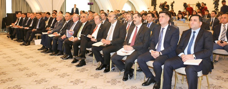 Kapital Bank принял участие в конференции по экономическим реформам