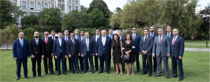 The first joint project of Kapital Bank and Bosphorus University has been completed