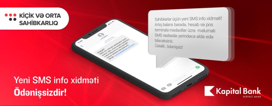 Kapital Bank sahibkarlar və hüquqi şəxslər üçün yeni xidmətlər təqdim edir