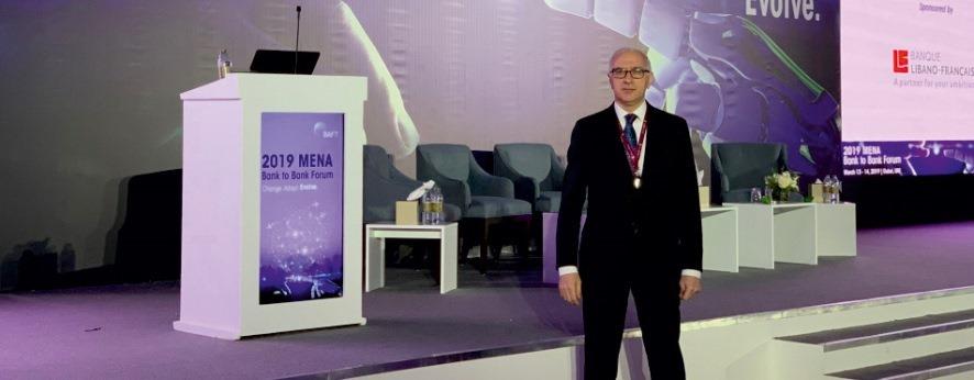 Kapital Bank daha bir beynəlxalq konfransda iştirak edib