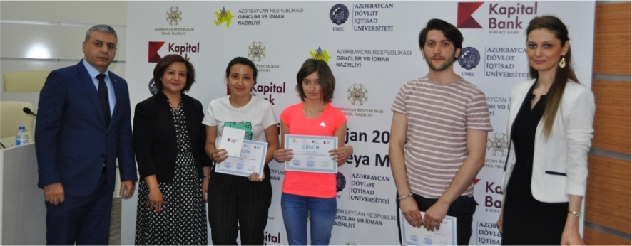 """""""Made in Azerbaijan-4"""" project supported by Kapital Bank is completed"""