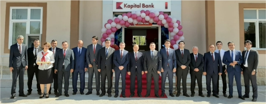 Kapital Bank renovates the branches in Nakhchivan