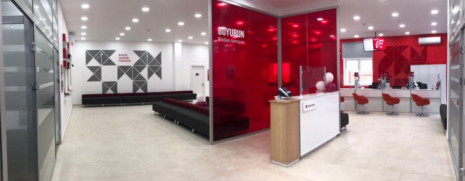 Kapital Bank has opened the renovated branch in Ordubad