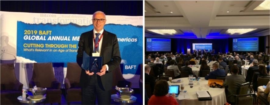 Kapital Bank принял участие в Глобальной Ежегодной Встрече BAFT