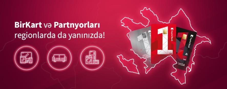 Kapital Bank is holding BirKart fairs in regions