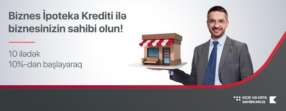 Kapital Bank предлагает бизнесменам выгодный ипотечный кредит