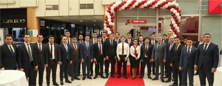 "Kapital Bank has opened the new ""Tijarat"" branch"