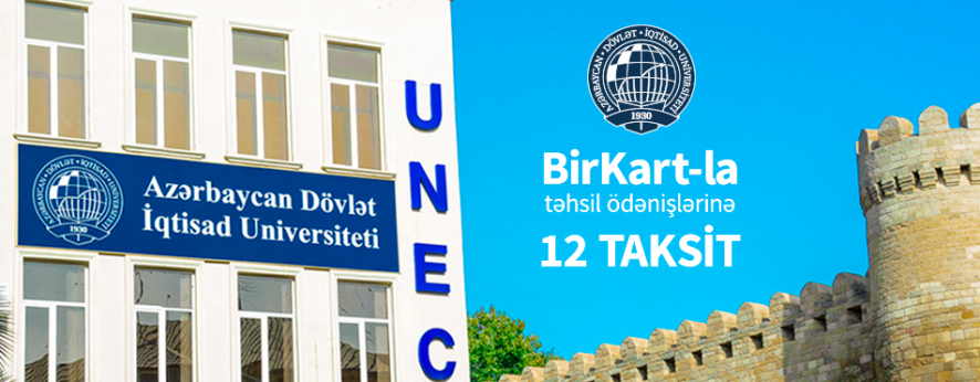 Pay your tuition fees at UNEC by instalment via BirKart