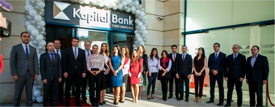 Kapital Bank has launched Private Banking Division