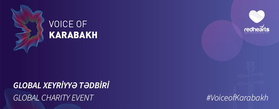 Состоялся всемирный благотворительный концерт «Голос Карабаха»