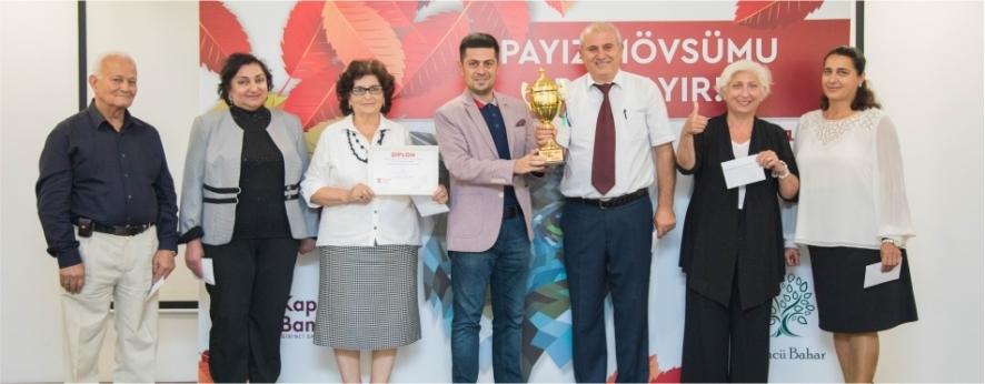 Kapital Bank organizes an intellectual game for seniors