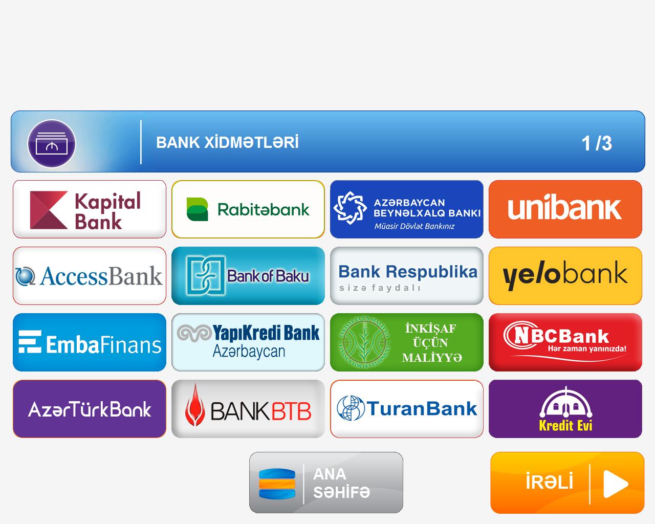 Выберите «Капитал Банк»